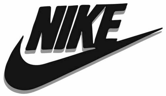 Логотип компании Nike
