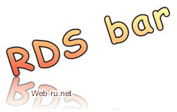 плагин РДС бар для браузера Google Chrome. Установка и настройка