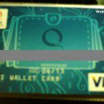QIWI Visa Plastic
