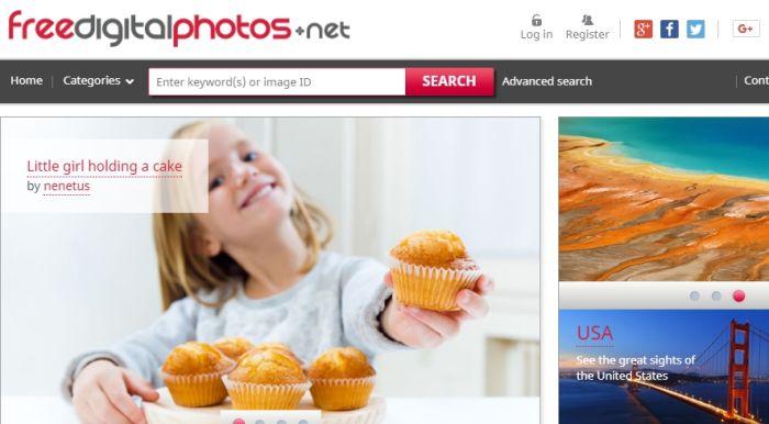поиск нужной картинки в freedigitalphotos